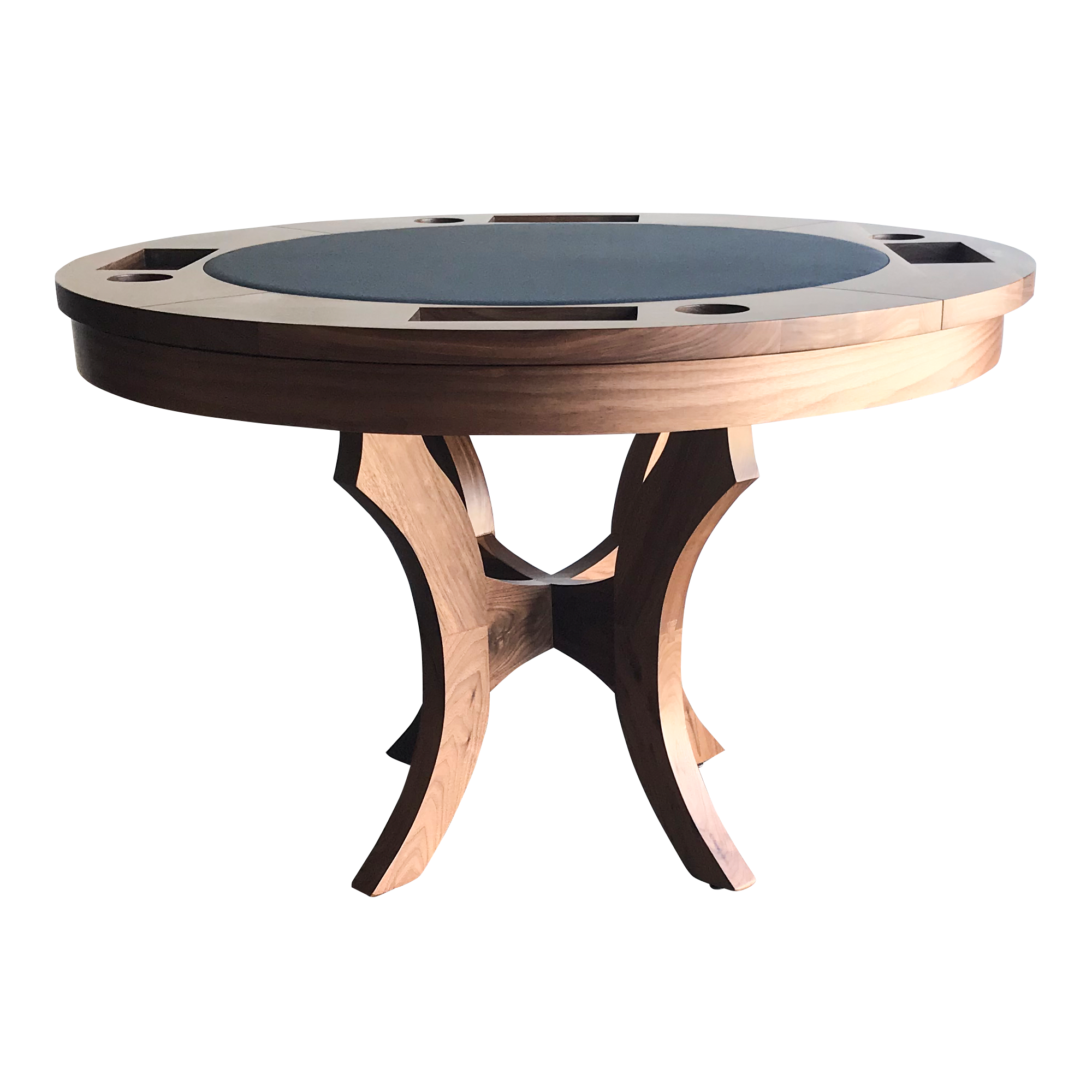 Monarch Poker Dining Game Table